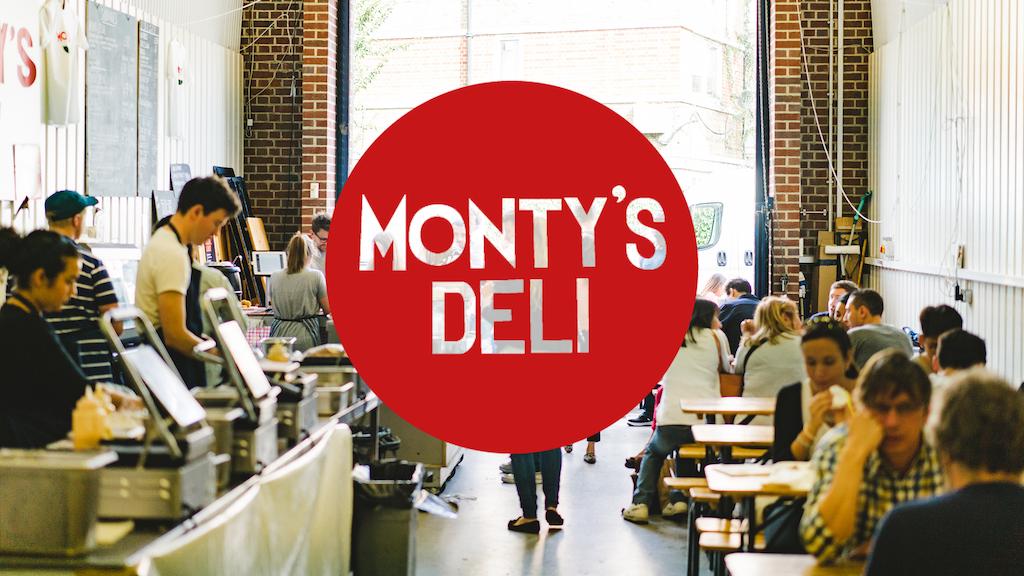 Monty's Deli - A real Jewish deli project video thumbnail