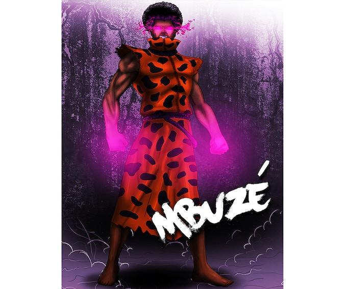 MBUZE THE UMBREAKABLE