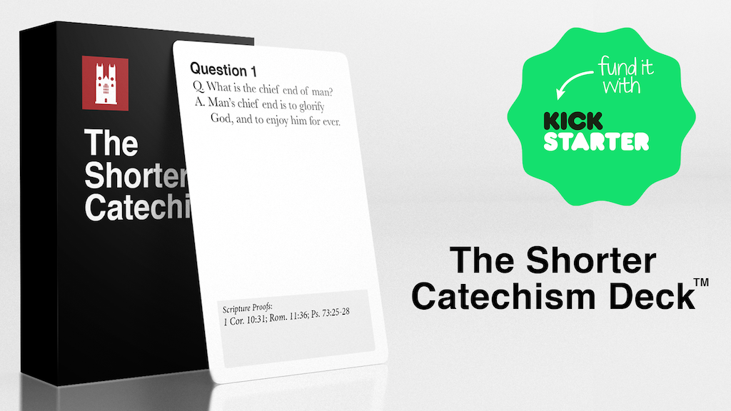The Shorter Catechism Deck project video thumbnail