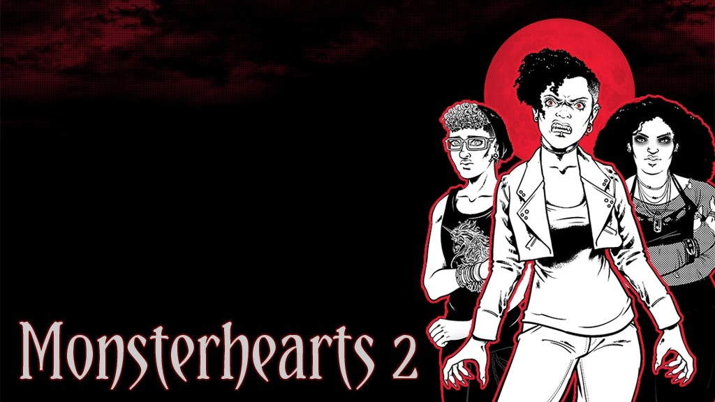 Monsterhearts 2 project video thumbnail
