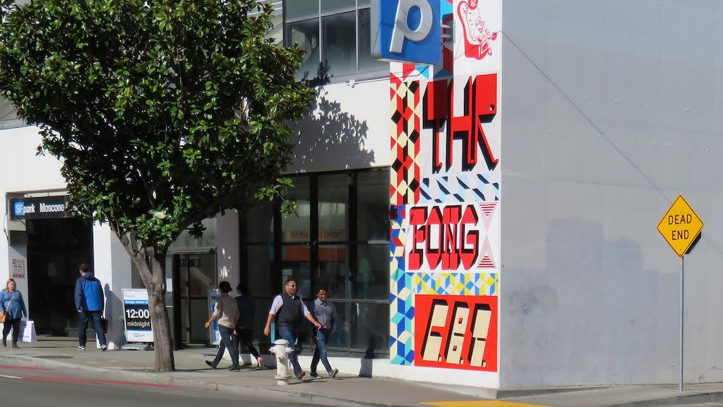 Sites Unseen | Public Art in San Francisco's Alleys project video thumbnail