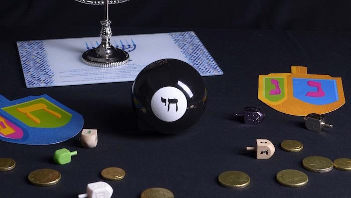 Jewish Wisdom Ball  A Jewish Alternative to the Magic 8 Ball by Rami ... ef0dc3b3322c