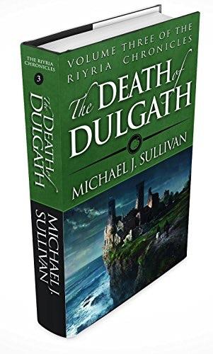 Full-length novel of the Death of Dulgath