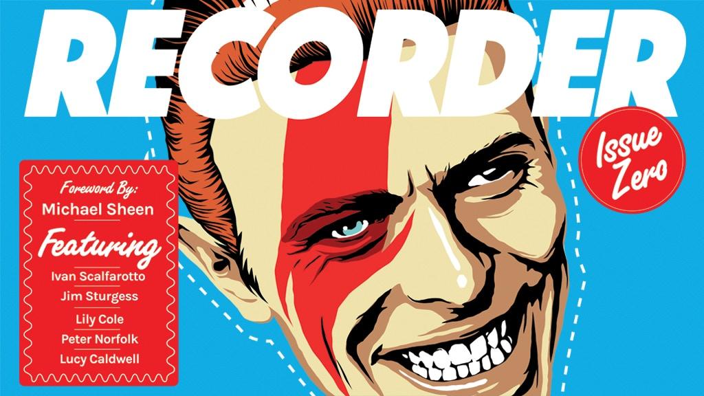 Recorder Magazine project video thumbnail
