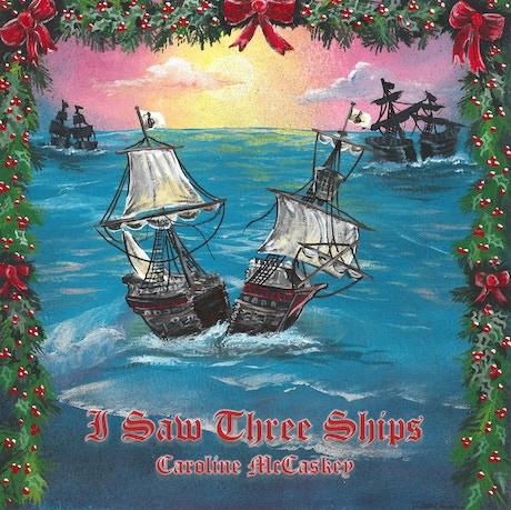 Musical Saw Christmas CD! by Caroline McCaskey —Kickstarter