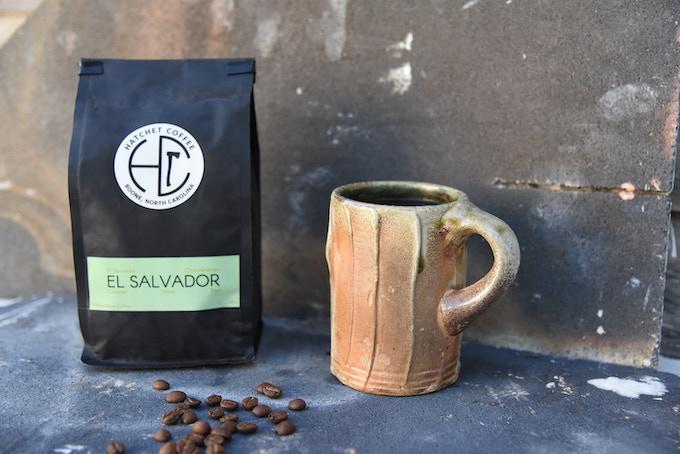Coffee Mug & Hatchet Coffee