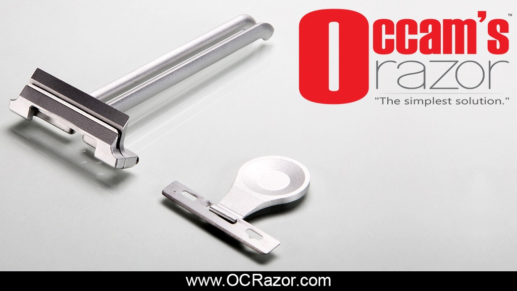 Occam's Razor - Simplify Your Shaving - By The Blades Grim project video thumbnail