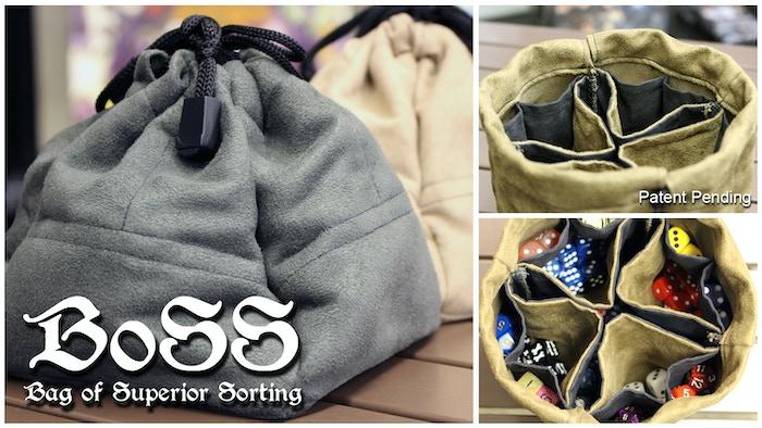 Bag of Superior Sorting (BoSS) by Mustard — Kickstarter