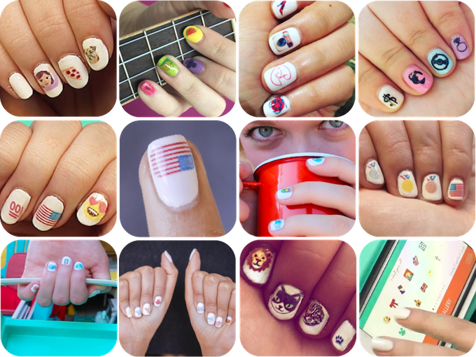 Use Your Favorite Nail Polish Brands And Colors To Prep We Recommend A White Or Light Colored Make The Art Pop