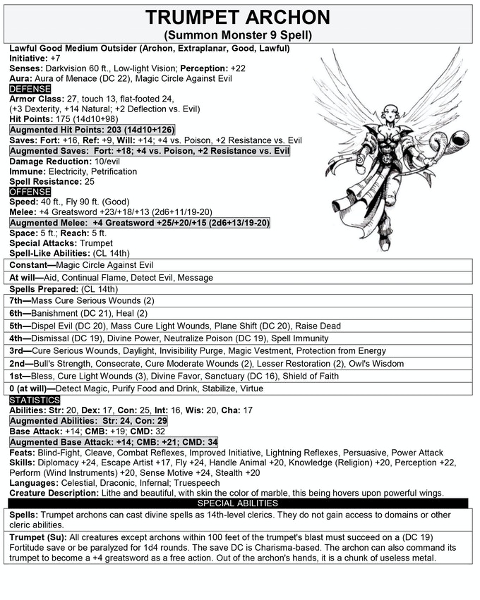 Pathfinder Creature Page (1 of 249)