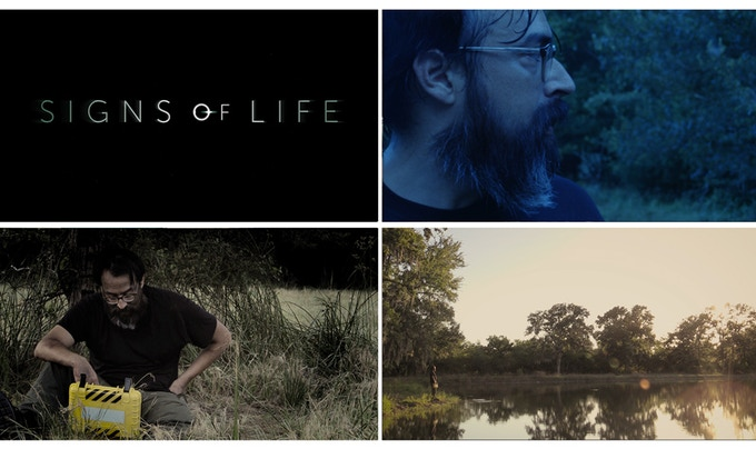 "Stills from ""Signs of Life"" (2016)"