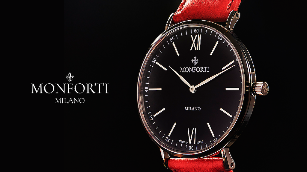 handmade italian luxury timepieces by monforti watches by monforti watches kickstarter