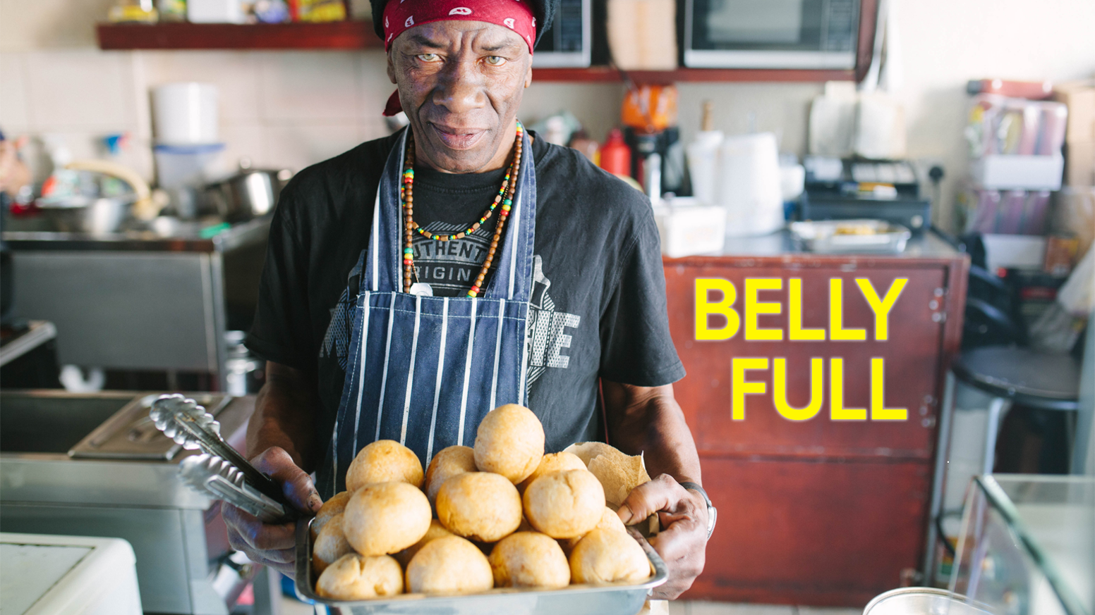 Belly full caribbean food in the uk by tezeta press for Afro caribbean cuisine