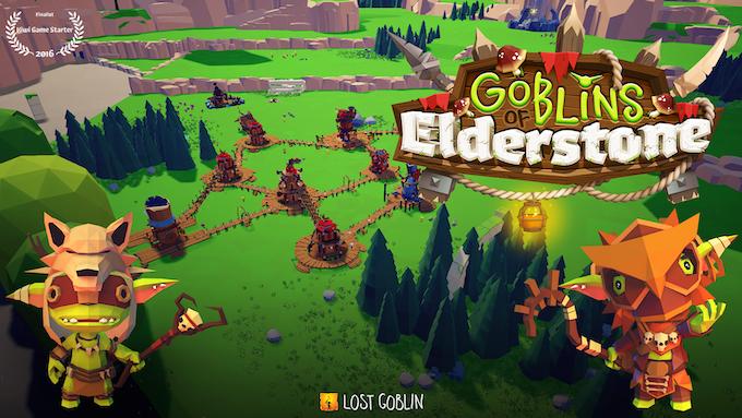 Goblins of Elderstone - The Goblin Tribe Simulator by Lost