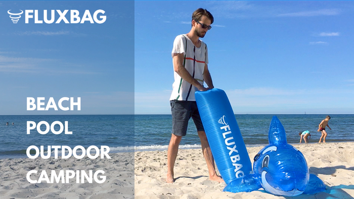 Please check our new campaign. New Generation FLUXBAGs with all new features & fittings.