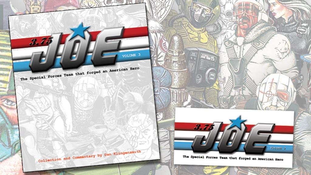 "3.75"" Joe: Creating G.I.Joe ®: A Real American Hero™ Vol. 3 project video thumbnail"