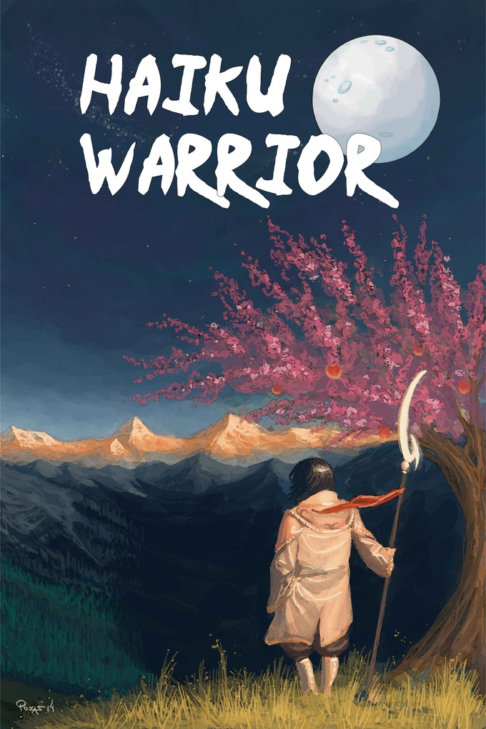 A simple RPG adventure for 1-4 players. Instead of being funny because it's loud and obnoxious, Haiku Warrior is funny because it's quiet and introspective and told entirely through haiku! Click for more info