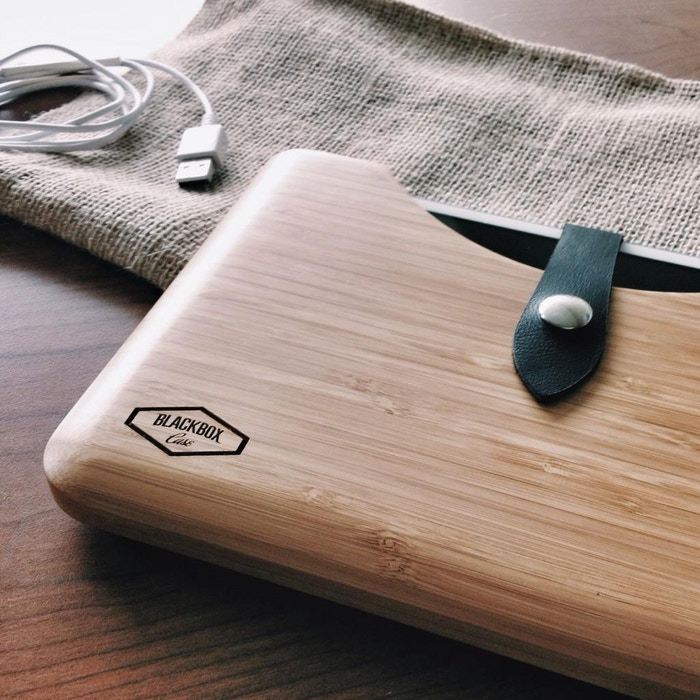 Stylish, Sexy and Sustainable Bamboo Wood Protection for all your Apple Devices :)