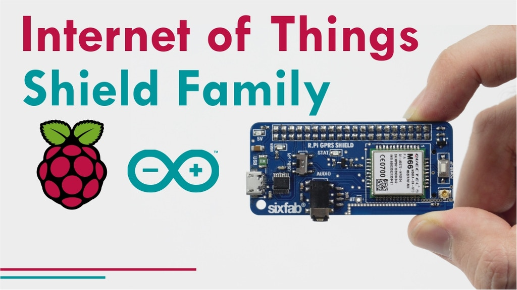 Raspberry Pi IoT Shield Family | Lets Connect! project video thumbnail