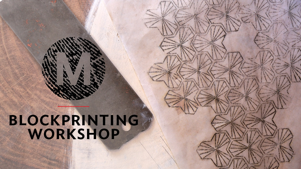 Blockprinting Workshop project video thumbnail