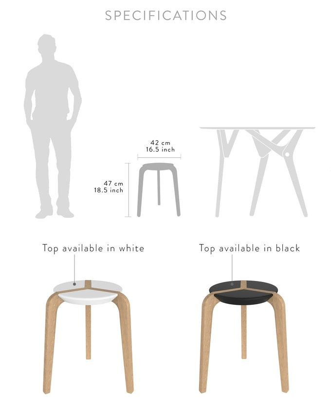 Boulon Blanc The Next Generation Of Transformable Tables