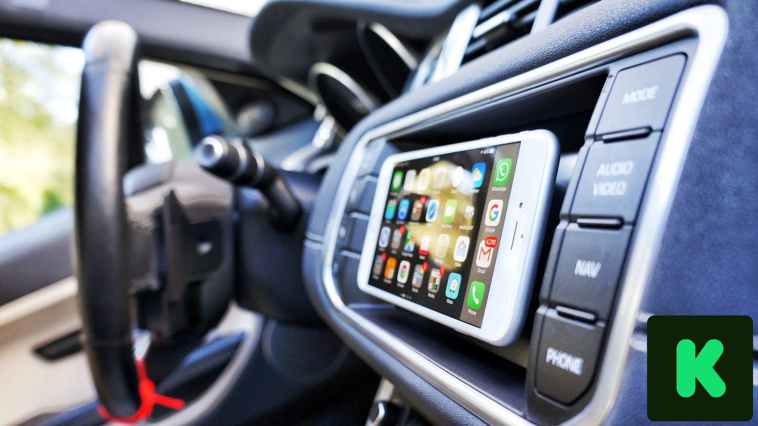 The Only Multipurpose Dock You Will Ever Own Tapdock Upgrades Your Car  Multimedia System,