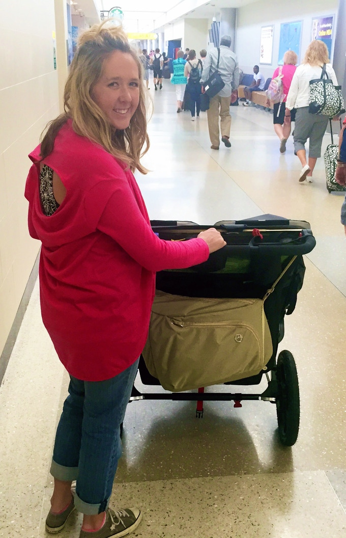 Double wide strollers - twin moms!