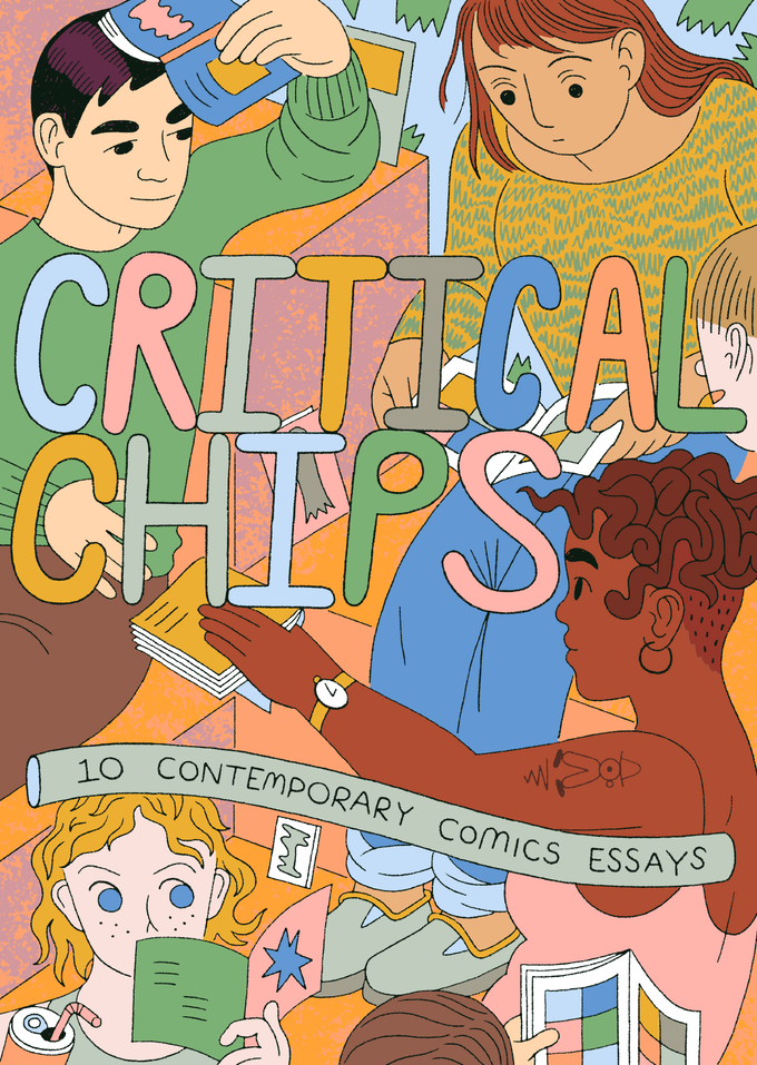 cover by Sophia Foster-Dimino