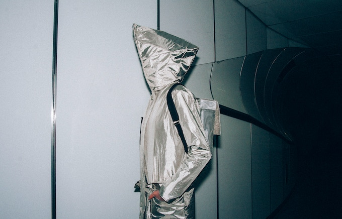 The Anti-Surveillance Coat by Project KOVR.