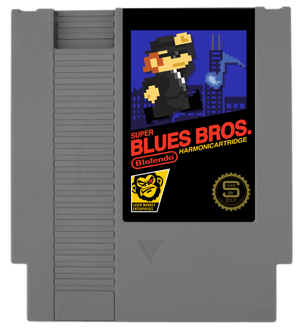 Flagship classic label - Super Blues Bros