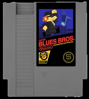 Flagship classic label - Super Blues Bros