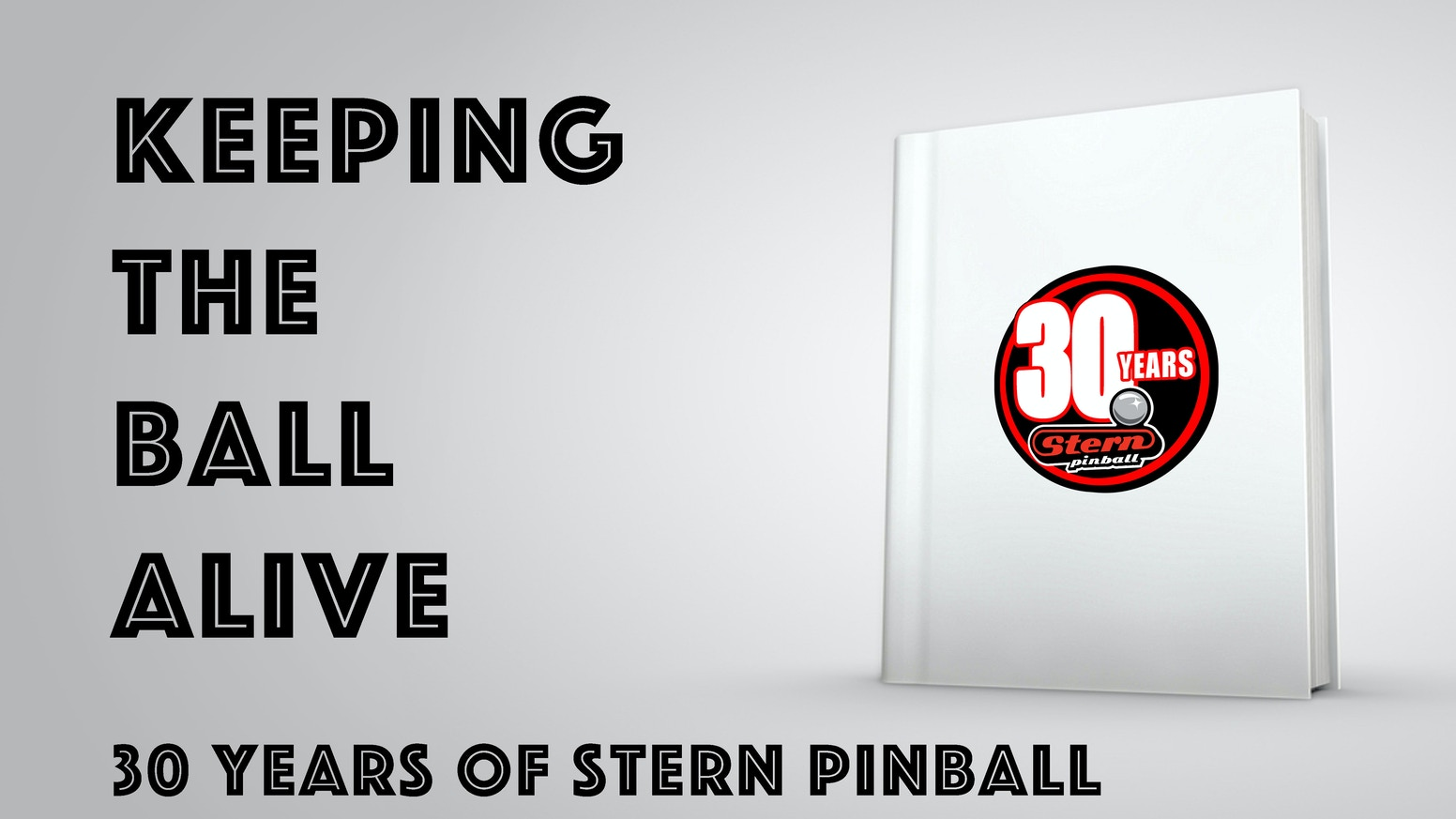 Keeping the Ball Alive: 30 Years of Stern Pinball by PaperFlock Inc