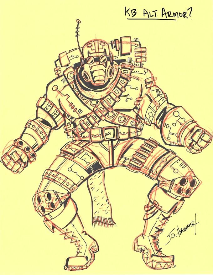 KB Alt. Armor