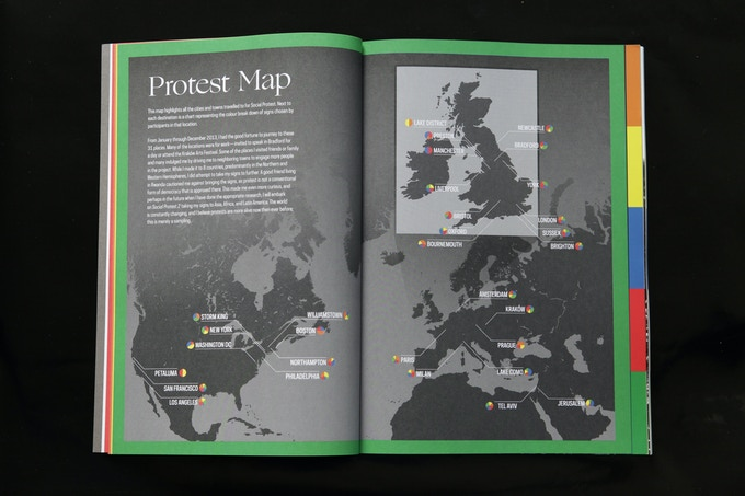 Where the project travelled