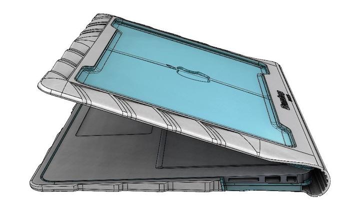 "MacBook Air 13"" Case - CAD 1"