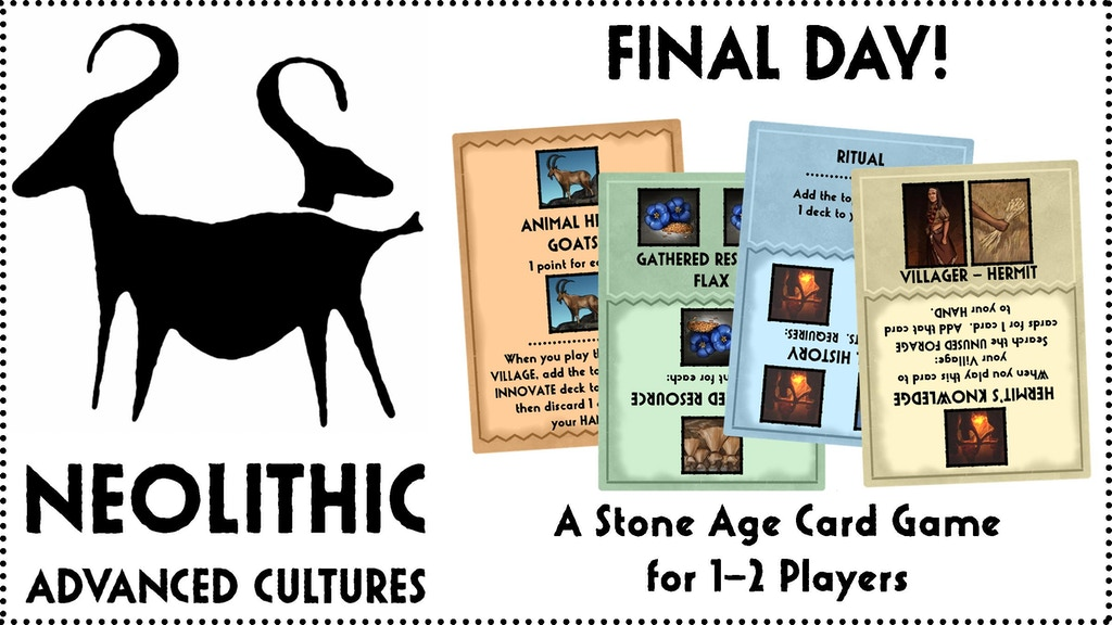 Neolithic: Advanced Cultures project video thumbnail