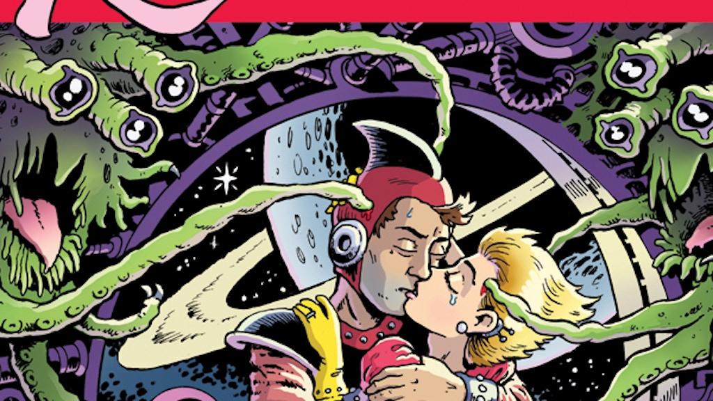 Strange Romance Comics: Print Edition project video thumbnail