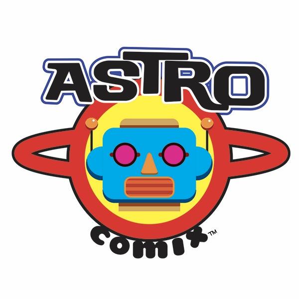 We're Astrocomix!