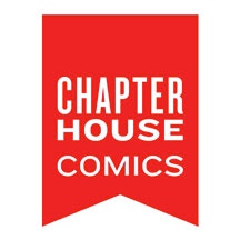 Our friends at Chapterhouse Comics help to distribute our books!