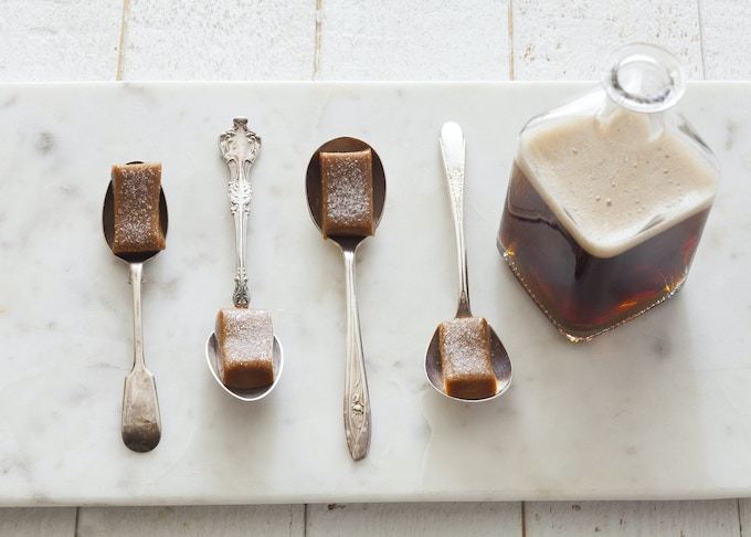 Root Beer Lemon Float - We like to refer to this one as an adult Soda-licious! Bright bursts of rootbeer mingle with a hint of refreshing citrus flavor, making this the perfect nostalgic treat to bring us back to recesses on the playground.