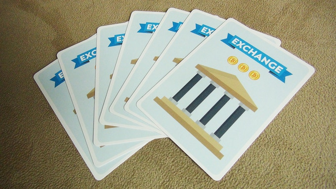 Exchange cards
