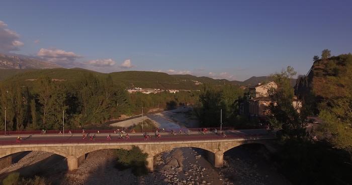 Ara Salvaje. Puente del Ara Aínsa