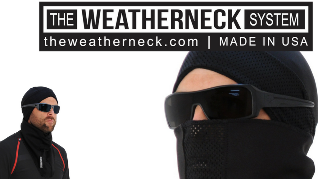 The Weatherneck System-A Breakaway Balaclava (ships by xmas) project video thumbnail