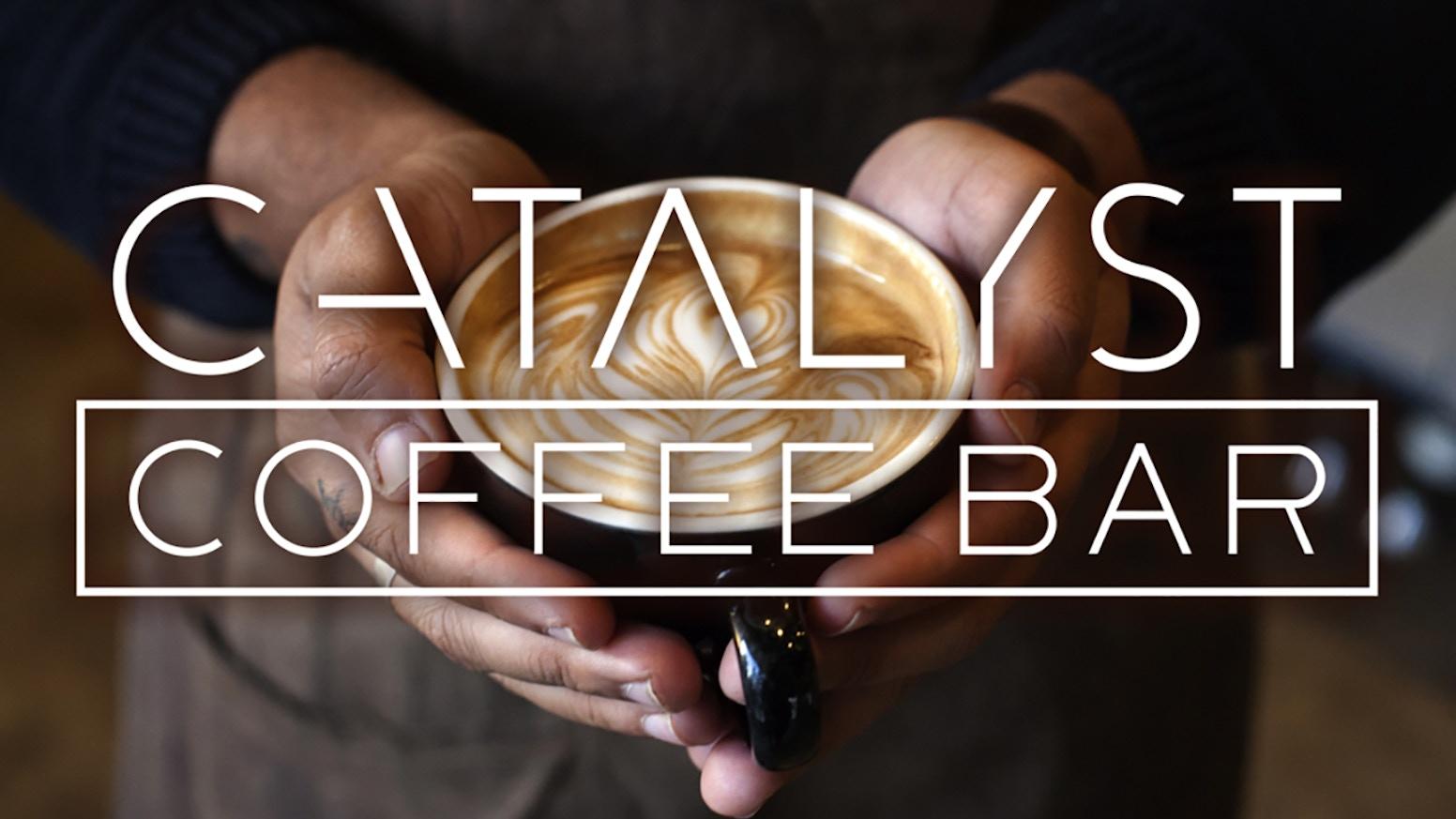 Catalyst Nonprofit Coffee Bar by Art Saint Louis by Art Saint ...