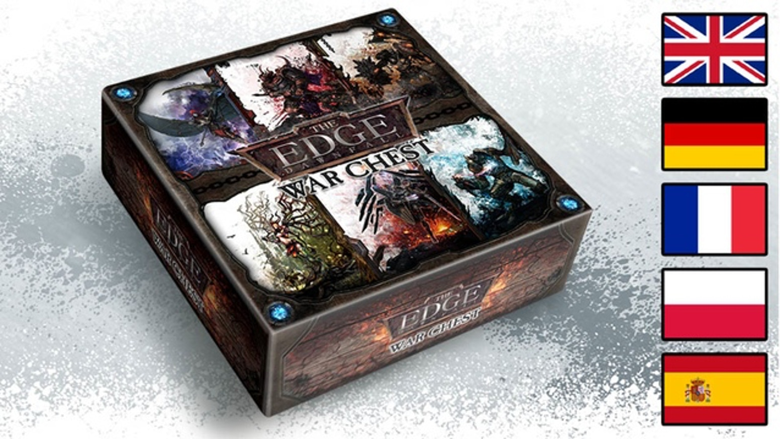 Next level competitive miniature Board Game for 1-4 players from creator of Neuroshima Hex and Cry Havoc.
