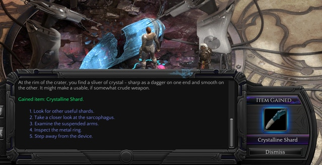 Torment Tides Of Numenera By Inxile Entertainment Updated Our