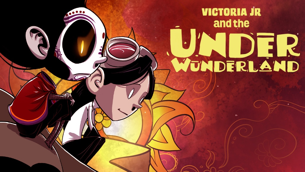 Victoria Jr. and the Under Wunderland project video thumbnail