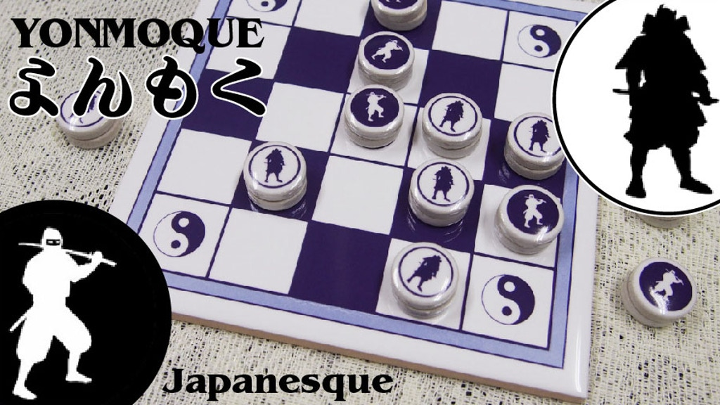 YONMOQUE Japanesque project video thumbnail