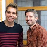 Damjan and Jörg