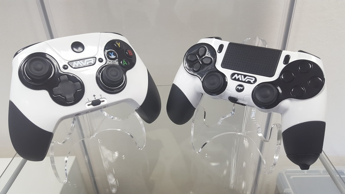 MVR X1 (Xbox/PC) & P1 (PS4/PC) Controllers